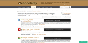 chocolateypackages